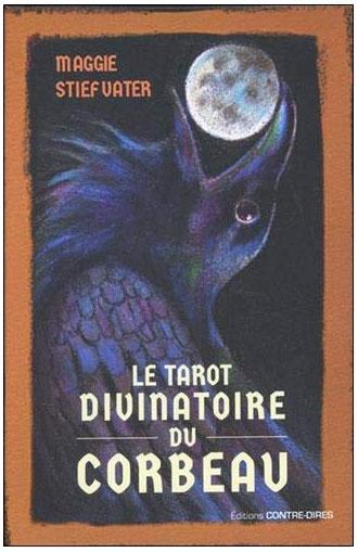 Le tarot divinatoire du corbeau – Avec 78 cartes