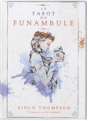 Le tarot du funambule - Avec 78 cartes et un livre explicatif