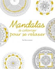 Mandalas à colorier pour se relaxer