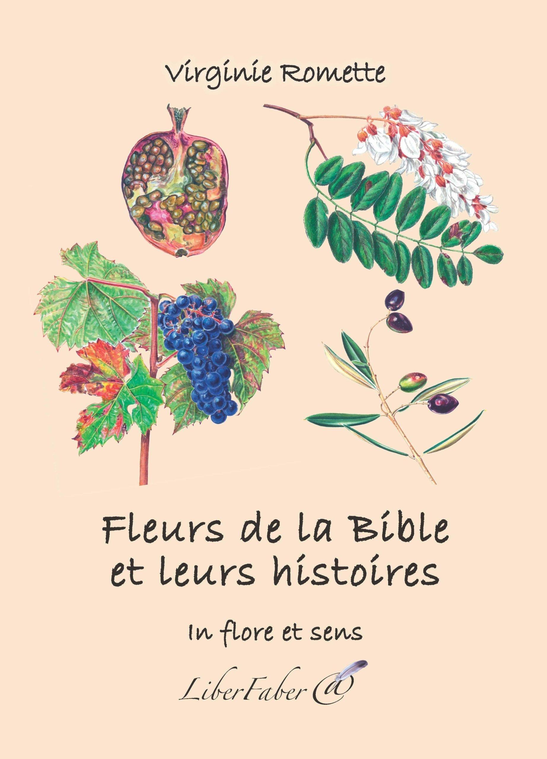 Fleurs de la Bible et leurs histoires