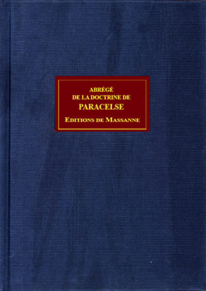 ABRÉGÉ DE LA DOCTRINE DE PARACELSE