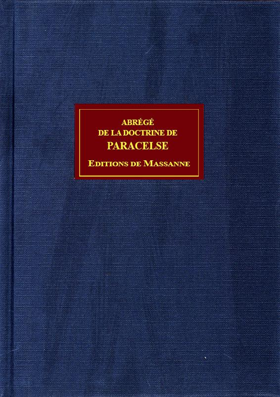 ABRÉGÉ DE LA DOCTRINE DE PARACELSE