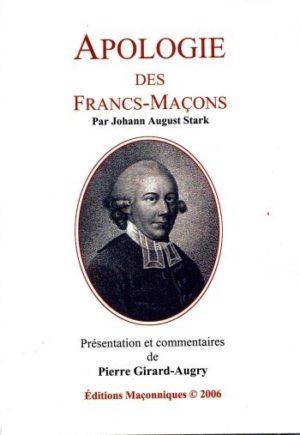 Apologie des Francs-Maçons