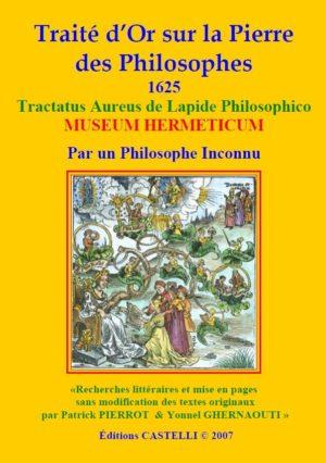 Traité d'Or sur la Pierre des Philosophe