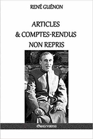Articles & Comptes-Rendus Non Repris