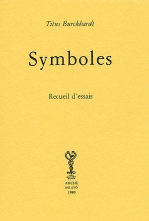 Symboles - Recueil d'essais