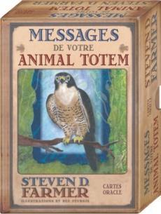 Cartes des messages de votre animal totem