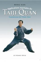 applications martiales du Taiji quan
