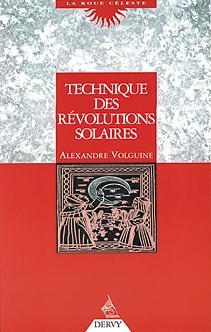 Techniques des révolutions solaires