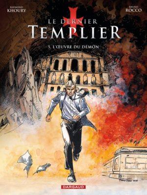 DERNIER TEMPLIER (LE) - SAISON 2 TOME 5 - OEUVRE DU DÉMON (L')