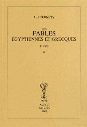 Les Fables égyptiennes et grecques - 2 volumes