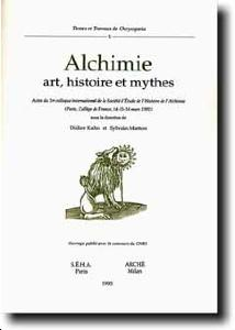 Alchimie - Art, histoire et mythes