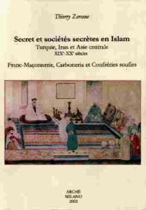 SECRET ET SOCIETES SECRETES EN ISLAM. TURQUIE