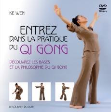 Entrez Dans la pratique du Qi Gong (DVD)