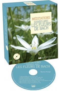 Méditations guidées avec les fleurs de Bach (CD)