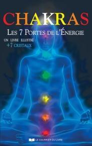 Chakras - Les 7 portes de l'Énergie (coffret)