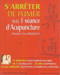 S'arrêter de fumer, avec 1 séance d'Acupuncture