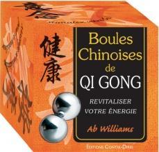 Boules chinoises de Qi Gong
