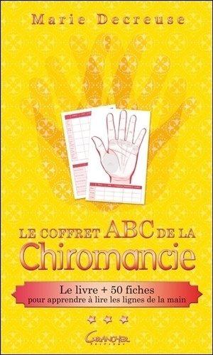 Le coffret ABC de la Chiromancie