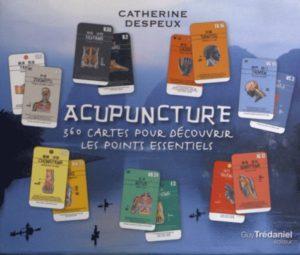 Acupuncture - 360 cartes pour découvrir les points essentiels