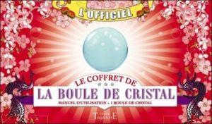 Le coffret de la boule de cristal - Manuel d'utilisation + 1 boule de cristal