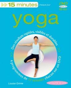15 minutes Yoga (DVD)