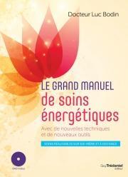 Le grand manuel de soins énergétiques (DVD)