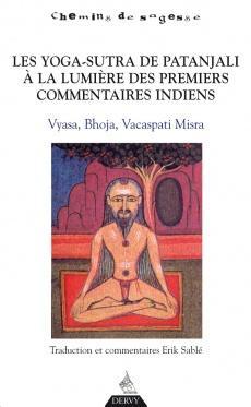 Yoga sutra de Patanjali à la lumière des premiers commentaires i
