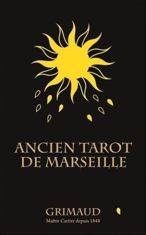Coffret de luxe Ancien tarot de Marseille