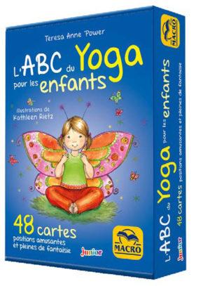 L'ABC du Yoga pour les Enfants - CARTES -