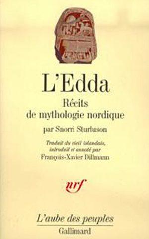L'Edda. Récits de mythologie nordique