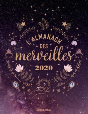 Almanach des merveilles Edition 2020