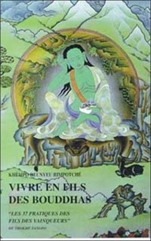 """VIVRE EN FILS DES BOUDDHAS. """"Les 37 pratiques des fils des vainqueurs"""""""
