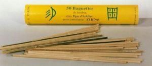 Baguettes de Yi king