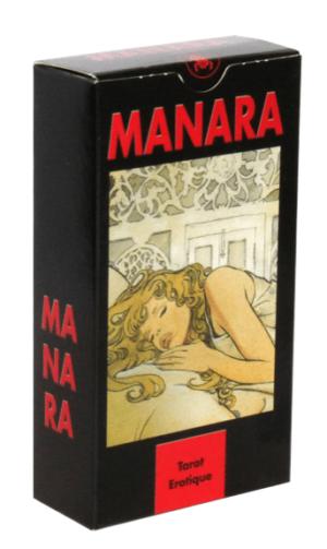 Tarot érotique de Manara