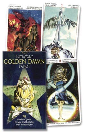 Tarot initiatique de la Golden dawn