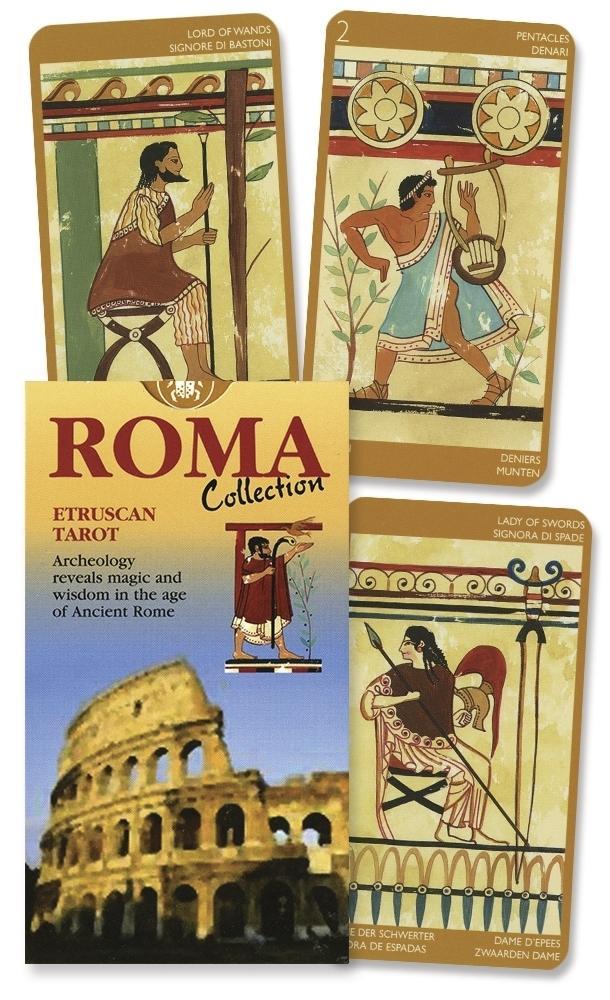 Roma collection/ Etruscan tarot