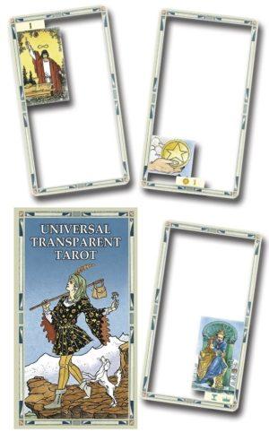 Tarot transparent universel (Universal transparent tarot)