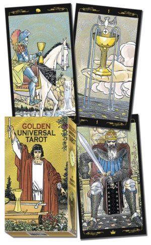 Tarot doré universel (Golden universal tarot)