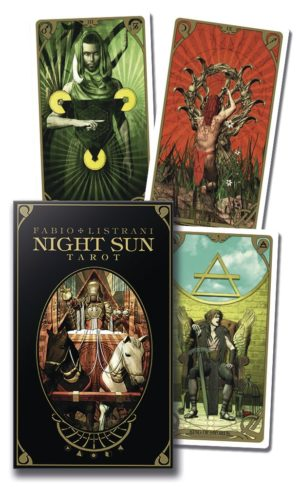 Tarot Night sun