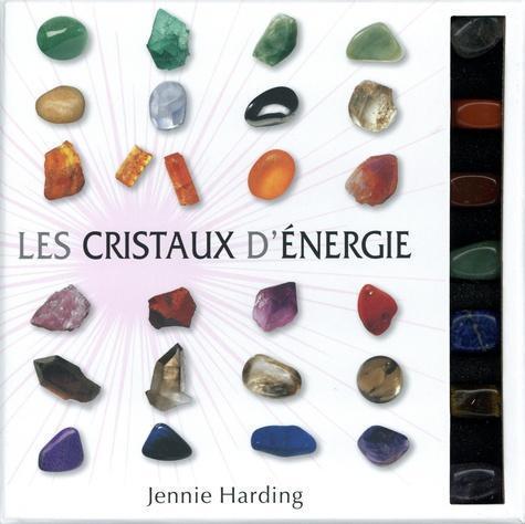 Les cristaux d'énergie - Avec 7 cristaux