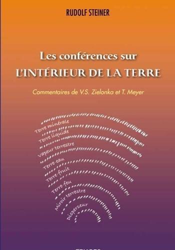 Conférences sur l'intérieur de la Terre ?