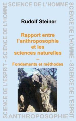 Rapport entre l'anthroposophie et les sciences naturelles