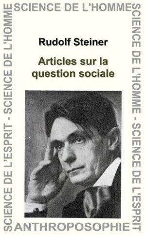 Articles sur la question sociale