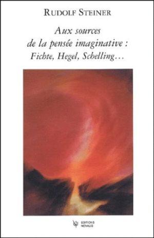 Aux sources de la pensée imaginative : Fichte, Hegel, Schelling...