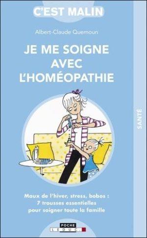 Je me soigne avec l'homéopathie