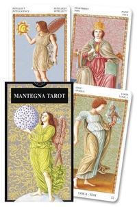 Tarot argenté de Mantegna