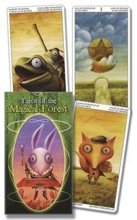 Tarot de la foret magique