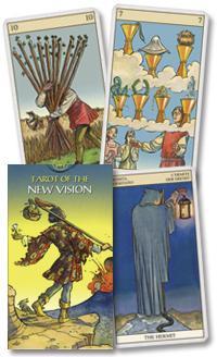 Tarot de la nouvelle vision