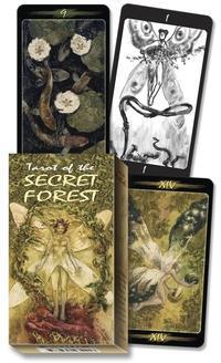 Tarot du bois secret